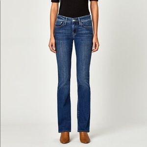 Mavi 136 Molly Low Rise Flare Leg Jeans